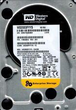 Western Digital WD2003FYYS-124CB0 2TB DCM: HARCHV2AA