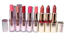 12 x Loreal Caresse & Color Riche Lipsticks | RRP £120+ | Store Returns