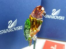 SWAROVSKI PARADISE BEBOTTO BIRD RETIRED 2004 MIB #275574