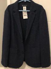 J Crew Kids Crewcuts Boys Woolen Blazer Navy Suit Separate Size 10 Retail $175