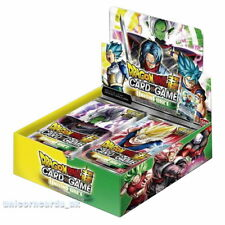 DragonBall Super Card Game - Booster Box 2 ::  Union Force  :: Brand New And Sea