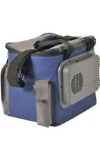 Insulated 12V Electric Cooler Bag 15L Portable Travel Car Fridge Cool Picnic