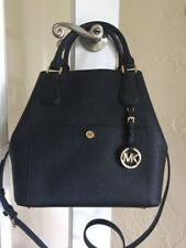 Michael Kors Greenwich Large Grab Bag Black