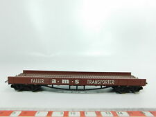 BG809-0,5# Faller AMS H0/DC 4541 Autotransporter/Autotransportwagen/Transporter