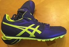 Asics Men's Turbo Jump 2 Track Spikes Size 10.5 G505Y
