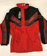 Wulfsport Speedway FE Jacket Red Size Medium Motorbike Motocross Leisure
