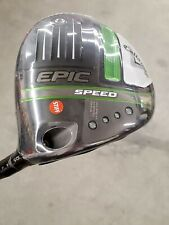 New listing Callaway 2021 Epic Speed Stiff 10.5 50G Golf Driver - Black, Right-Handed