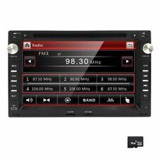 Map+2 DIN Car Radio DVD Player GPS Stereo for VW B5 MK4 MK5 Golf Passat Jetta