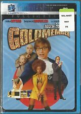 Austin Powers In Goldmember Mike Myers (2002) Dvd Brand New Sealed
