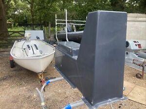 Boat Rib Console Grp Fibreglass
