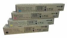 TONER XEROX ORIGINALES ( JUEGO DE COLORES ) , Xerox workcentre 7425 / 7428 / 743