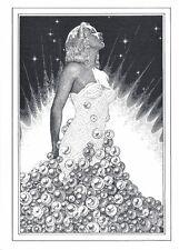 Big O Art Cards - Original 1970s - Eight Virgil Finlay Cards [Ref # 8]