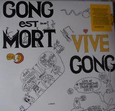 GONG gong est mort, vive gong (1977) Foldout Sleeve 2LP NEU OVP/Sealed