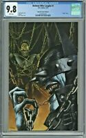 Batman Who Laughs #1 CGC 9.8 Unknown Comics Edition E Mico Suayan Virgin Cover
