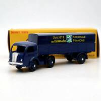 Atlas Dinky Toys 32AB TRACTEUR PANHARD ET SEMI-REMORQUE S.N.C.F Truck DIECAST