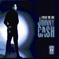 Johnny Cash - I Walk The Line [CD]