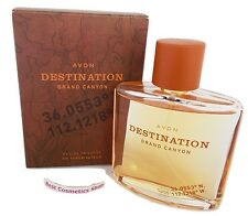 Avon  DESTINATION GRAND CANYON Eau deToilette Spray For Men Genuine 75ml