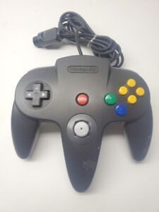 Official Nintendo 64 Controller OEM N64 Choose the Color Tight Sticks & CLEAN