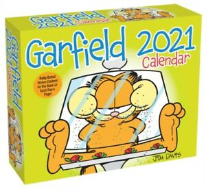 GARFIELD 2021 DAYTODAY CALENDAR