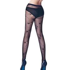 Bas hold-ups nouveau sexy mode punk dentelle noir collants unique conception