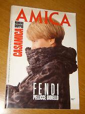 AMICA 1989/41=SAN FRUTTUOSO=NASTASSJA KINSKI=EVA GRIMALDI=JUDITH GODRECHE=BRILLI