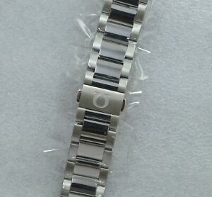Original Omega Sea master co-axil 20 mm Stainless Steel Band Strap