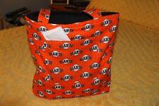 "Handmade ""SF Giants"" Themed Insulated Picnic/Shopping Bag"