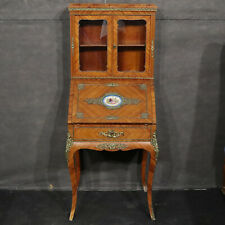 Antique Bonheur Du Jour French Wood Of Rose Nineteenth Century