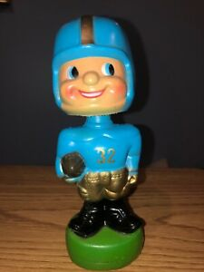 Vintage 1970s Oklahoma Sooners Football Bobblehead Nodder OU Bobble Hong Kong