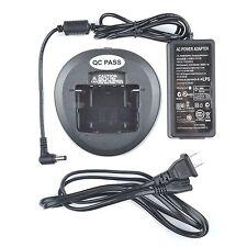 Rapid Li-ion Charger For Vertex VX-350 VX-351 VX-354 VX-410 VX414 Portable Radio