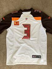 tampa bay buccaneers Jameis Winston NFL Jersey 3 - Medium