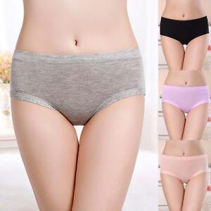 Womens Menstrual Period Physiological Briefs Pants Leakproof Panties Underwear