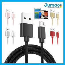 Oppo R15 Pro Câble Micro USB Rose 1 Mètre Chargeur Compatible Sync de données