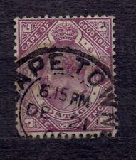 Cape of Good Hope  1903  -  Mi 57    King Edward VII