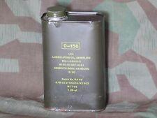 1 Qt.  LSA Weapons Oil -  USGI Mil. Spec.