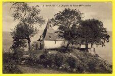 cpa 65 - SAINT SAVIN (Hautes Pyrénées) La CHAPELLE NOTRE DAME de PIÉTAT