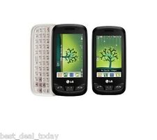 LG COSMOS TOUCH VN270 - BLACK (VERIZON) d CELLULAR CELL PHONE (PAGE PLUS) VN-270