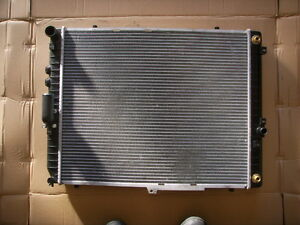 Radiator For Ssangyong Musso Petrol 1996-1998 Auto Manual 3.2L 6 Cly*Brand New*