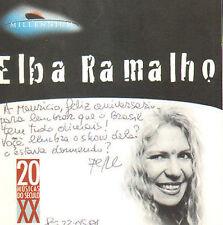 ELBA RAMALHO - Millennium (20 Músicas Do Século XX)