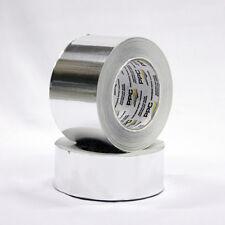 Plain Aluminium Foil Tape-Australian Made Quality Product  (24 rolls 48mm x 50m)