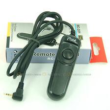 RC-201/E3 Shutter Release Remote Cord For Pentax 645D K-30 K-5 K-7 K-200D K-20D