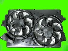 2005 CHEVY EQUINOX A/C RADIATOR Dual COOLING FAN New
