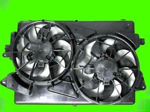 2005 CHEVY EQUINOX A/C RADIATOR Dual COOLING FAN New