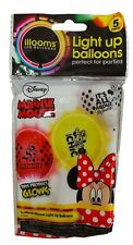 Minnie Mouse light up LED balloons by illooms
