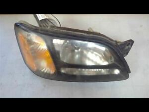Passenger Headlight With Black Horizontal Bar Fits 00-04 LEGACY 152973
