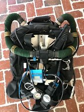 MK15.5 rebreather with Laguna Research Controller - perfect condition