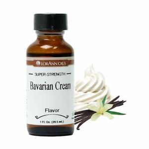 LorAnn Bavarian Cream SS Flavor Flavor, 1 ounce bottle
