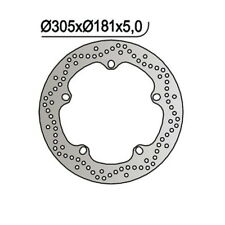 DISCO FRENO ANT. DX-SX NG 1044 96/05 BMW R C CRUISER (K74) 1200 65.91044