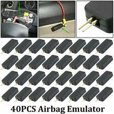 40PCS SRS Airbag Car Simulator Emulator Resistor Bypass Fault Finding Diagnostic