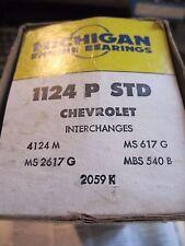 CHEVROLET BUICK PONTIAC  GMC TRUCK 194 215 230 250 292 STANDARD MAIN BEARING SET